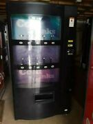 Vendo 721 Soda Can/bottle Drink Vending Machine - Curved Front Live Display