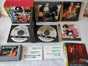 The King Of Fighters Best Collection Sega Saturn Gamediskmanualboxed Set-c1222