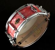 Rare beyond Shimano Revival Series Bs4055 14×5.5 Pure Antique Pink Snare Drum
