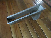Large Stainless Steel Bow Roller 23-1/2 X 5-1/2 Searay Anchor Davit
