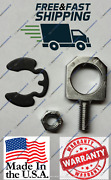 New Hardened Acura Rdx 07-12 Turbo Actuator Eye Bolt And Nut And Clip Made In Usa