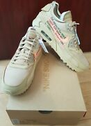 The Then 10 Nike Air Max 90 X Off White - Desert Ore 9.5us 43 Neuf