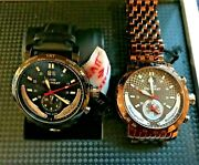 Louis Chevrolet Watch Original Style Swiss Chronograph Serial No.013and014/500