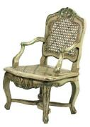 Miniature Antique French 20 Doll Arm Chair 19th C. Regence Style 1715-1723