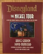 Disneyland Nickel Tour P'card Journey Through 40yrs Of The Happiest Place Signed