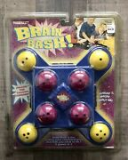 New Vintage 1994 Tiger Electronics Brain Bash Voice Command Memory Game Sealed