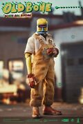 Damtoys 112th Pes021 Old Bone Death Gas Station Series 6inch Figure Collectible