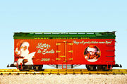 Usa Trains G Scale R13038 2020 Christmas Reefer New Release Ltd Quantities