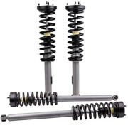 Air Suspension To Coil Spring Conversion Kit For Mercedes S Class S500 2000-2006