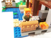 Lego Minecraft The Farm Cottage 21144 Used 99 Complete
