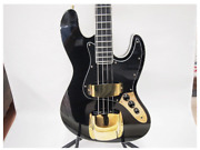 Super Rare Maruszczyk Elwood Absolution 4p Electric Bass Guitar With Soft Case