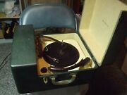 Rare Vintage Airline Record Player Model 97bc