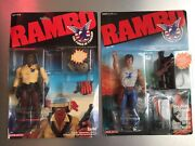Rambo / The Force Of Freedom / Fire-power Rambo And Turbo / Coleco / New