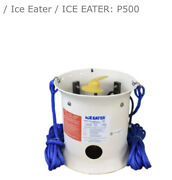 Ice Eater By Power House P500-25-115v 1/2hp 25and039 Cord 115v Brand New