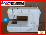 Sears Kenmore Sewing Machine Zig Zag Portable Accessories Manual 385 15512000