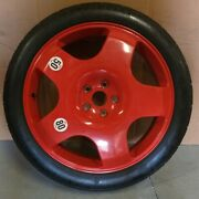 Bentley Continental Gt Space Saver Wheel Spare Wheel Oem 155/65/20 20and039and039