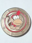 Nintendo Super Mario Monkey Logo Token Great For Any Old Collection
