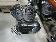 2008 Victory Hammer 100 Cubic Inch Motor With 13869 Miles