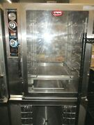 Fwe Model Mt-1826-7p Half Size Proofer/heated Cabinet 120 Volts And Stand