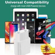 Cable + Charger Micro Usb For Xiaomi Redmi 6/6a/6pronote 6 Pro / My A2 Lite