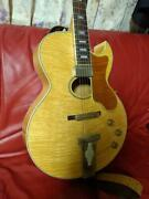 Rare Greco Howard Roberts 1978 Electric Guitar Shipped From Japan