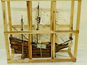 The Wasafleet Classic Museum Quality Wooden Masted Tall Shipapprox 41pirate