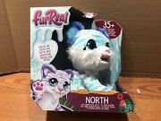 Furreal North The Sabertooth Kitty Interactive Plush Pet Toy, 35+ Sound And Motion