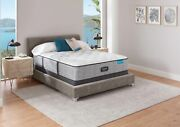 New King Size Simmons Beautyrest Harmony Lux Hlc-1000 Extra Firm Mattress L@@k