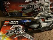 Lego Star Wars Emperor Palpatineand039s Shuttle 8096. Completed But Read Desc.