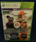 New Factory Sealed, Xbox 360 Tiger Woods Pga Tour 13, W/ Manual, Free Shipping