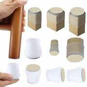 Small To Large Silicone Chair Leg Floor Protectors Chair Leg Caps Silicon