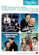Greatest Classic Films Holiday Dvd Christmas In Connecticut, A Carol New