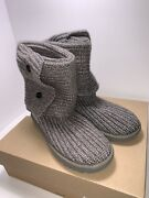 Ugg Women's Classic Cardy Boots Grey Size 7