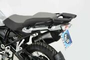 Bmw R 1200 Gs Adventure Top Box And Rack Hepco And Becker Xplorer Silver 2014