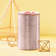 Scentsy Etched Core Wotm January Warmer Rose Gold