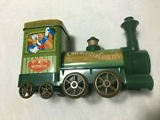 Collectable Big Thunder Mountain R.r Donald Duck Chocolates And Cookies Can Only