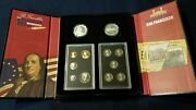 2006 Us Mint 12-coin American Legacy Collection Proof Set W/franklin 1