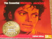Michael Jackson - The Essential 3.0 - Limited Edition Usa 3 Cd Set Sealed Rare