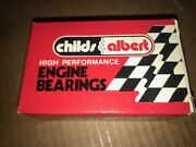New Childs And Albert R-3273-010 Sbc 327 Chevy Rod Bearings