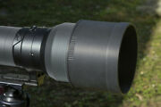 Lens Hood 1 Pc With Skid Pad Nikon Af-s 600mm F/4.0d If-ed Ii - Replaces Hk-29