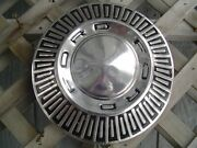 1 Vintage Ford 1965 66 427 Galaxie Fairlane Ltd Police Truck Hubcap Wheel Cover