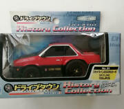 Drive Town Special History Skyline 2000rs Turbo Dr30 No.91 Red/black Minicar