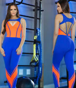 Women's Sports Yoga Jumpsuit Gym Rompers Sexy Suit Fitness. Regular Price 98.