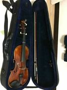 Rare Bella Armonia 4/4 Violin Ovn01-486 With Accessories Shipped From Japan