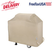 64 Bbq Grill Cover Large For Weber Genesis Ii E410 And Char Broil 4 Burner Grills