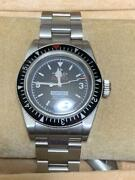 Pro-lex Subpro Comex 2000 Automatic Steel Black Dial Mens Watch 200m Box And Paper