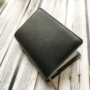 Black Bible Leather Cover Jw Nwt Men Women Baptism Gift Jehovah's Witness