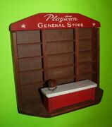 1947 Toy Grocery Store General Miniature Playtown Product Yardville Nj Ny