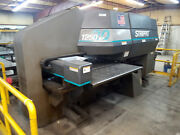Lvd Strippit 1250xp20 Turret Punch Uses Thin Strippit Tooling Year 1997