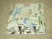 Ufo Signed Album Cover By Phil Mogg Michael Schenker Andy Parker Coa